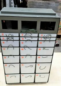 Military Medical Instrument Storage Supply Cabinet Chest 22 Drawer [Z1S3]