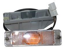 MK2 GOLF Front Indicator, Big Bumper, Clear - 191953055