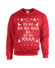 Fa Ra Ra Ra RA Chinese Song Christmas Story UGLY SWEATER Unisex Sweatshirt 644
