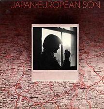 """JAPAN European Son 1981 UK 2-track 12"""" Vinyl Single EXCELLENT CONDITION"""
