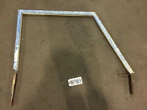 1966-1968 EARLY FORD BRONCO PASSENGER DOOR WINDOW FRAME