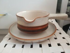 Denby - Potters Wheel - Sauce Tureen and Saucer