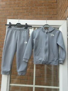 The  North Face Tracksuit Age 4/5