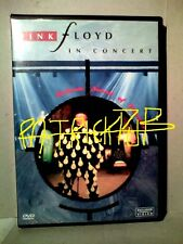 PINK FLOYD IN CONCERT   DELICATE SOUND OF THUNDER  DVD BRASILE  NO BLURAY