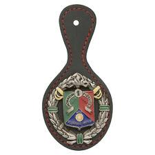 insigne de poitrine + cuir du 1°REC CAVALERIE Légion Étrangère - Y.DELSART