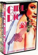 Movita Collection - The Girl From Rio / Captain Calamity / Wolf Call (3-Dvd)
