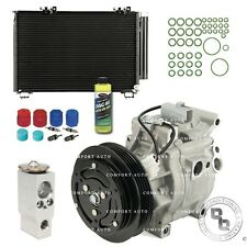 New AC A/C Compressor KIT Fits: 2000 2001 2002 Toyota Echo L4 1.5L 1 Yr Warranty