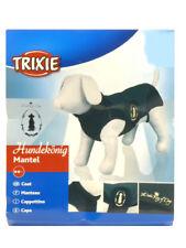 Trixie 30694 Hundekönig Hundemantel, M, 48-64 cm/ 45cm, schwarz