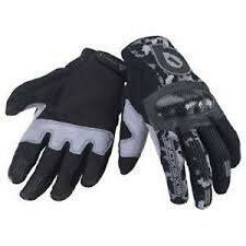 Gants moto - cross - bmx - SIXSIXONE - coque carbone - T.10