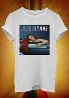 Jess Glynne 2019 Concert Tour Ladies Women Men Unisex Baggy T Shirt 2229