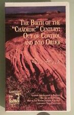 dee hock BIRTH OF THE CHAORDIC CENTURY OUT OF CONTROL INTO ORDER  VHS VIDEOTAPE