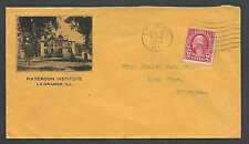 DATED 1928 COVER LA GRANGE IL PATERSON INSTITUTE NO BACK FLAP