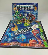 Sorry! Disney Edition 2001 Board Replacement Parts Pieces Tokens Cards Movers