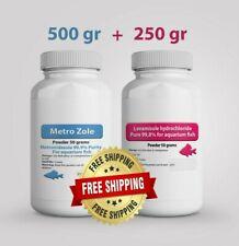 MZ  500 gr +250 g LM   Powder Aquariums Worm & Parasite Control