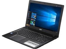 "Acer E5-575-33BM 15.6"" Grade A Laptop Intel Core i3 7th Gen 7100U (2.40 GHz) 1 T"
