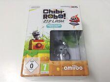CHIBI-ROBO! ZIP LASH + CHIBI-ROBO AMIIBO  . Pal España..Envio Certificado.Paypal