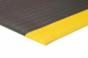 2' WIDTH 3/8''Thick Ribber Foam Surface Anti Fatigue Matting Industrial Mats.