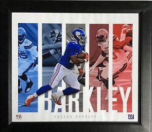 "Saquon Barkley New York Giants Framed 15"" x 17"" Player Panel Collage - Fanatics"
