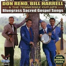 Don Reno - Bluegrass Sacred Gospel Songs [New CD]