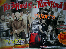 2 x ROCK HARD HEFTE mit Titelstory IN EXTREMO TOP