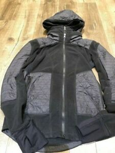 Lululemon fleecy keen jacket size 6