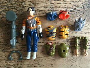 Action Force G I JOE 1989 TIGER FORCE Figure BUNDLE JOB LOT.
