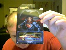 MARVEL SUPERMAN DIE CAST HOT WHEELS CAR IDEAL BIRTHDAY GIFT!