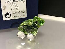 Swarovski Figur Fred der Frosch 4 cm. Mit Ovp & Zertifikat.