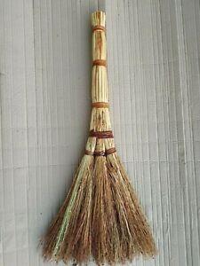 Eco-friendly broom, handmade Ukraine.