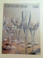 1982 Glass Review Glazed Tiles Costume Jewelry - Jablonec Nad Nisou Gustav Fifka