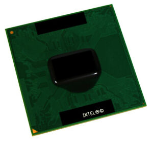 Intel Pentium M SL6FA Mobile CPU Prozessor 1.60GHz 1MB 400MHz Sockel 479 32-bit