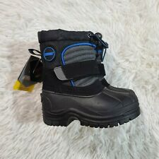 NWT Khombu Kids' Snowtracker Waterproof Boots Size 7M