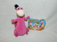 "Kinder Surprise The Flintstones plush DINO 7"" Dinosaur 2001 Ferrero Germany RARE"