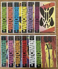 Watchmen #1-12 (1986, DC) Complete Series, Alan Moore