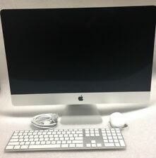 "Apple iMac 27"" 14.2 Core i5 3.4GHz 1TB HDD 8GB RAM NVIDIA 775M 2GB Office 2016"