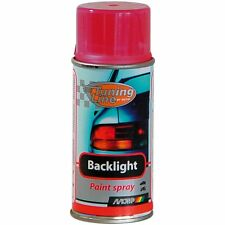 Motip Transparent Spray Rot 150ml 00161 Rückleuchten  Blinker Tönungs Lasur #