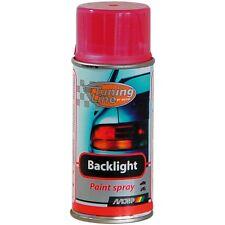 Motip Transparent Spray Rot 150ml 00161 Rückleuchten  Blinker Tönungs Lasur 1
