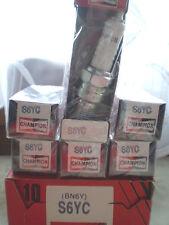 Zündkerzen CHAMPION  S6YC umgeschlüsselt Bosch H5DC  / H5DP Oldtimer  6 Stück