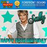 Personalised Rod Stewart Birthday Card