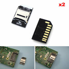 2pcs T-Flash Tf Micro Sd Karte Adapter für Raspberry Pi V2 Molex Deck