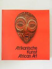 Afrinkanische Kunst African Art 14. April bis 26. Mai 1976