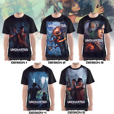 Uncharted: The Lost Legacy (PlayStation game) - Custom T-Shirts / Jersey