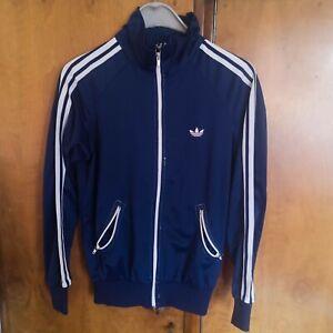 rare vintage Adidas cupro track jacket 80' 90' sportwear  purple Size M top