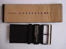 Cinturino tessuto NAUTICA militare uomo per orologio bussola MNX-62 Nuovo! €59,-