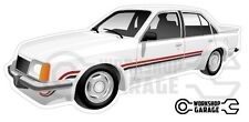 New! Collectable VC HDT BROCK Palais White Holden Commodore