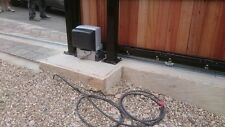 SLIDING GATE AUTOMATION KIT FROM  SMALL FAMILY BUSINESS TOP QUALITY NEW GEAR