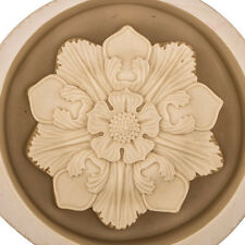 New Silicone Retro Flower Soap Craft Art mold DIY Handmade Candle molds