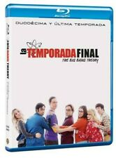 The Big Bang Theory - 12 Duodécima Temporada Blu-ray LA TEMPORADA FINAL