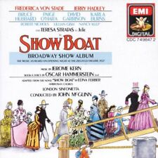Audio CD - Show Boat: Broadway Show Album - Frederica Von Stade - Paige O'Hara