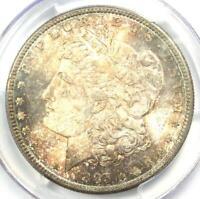 1885-S Morgan Silver Dollar $1 Coin - PCGS MS65 - Rare in MS65 - $1,450 Value!